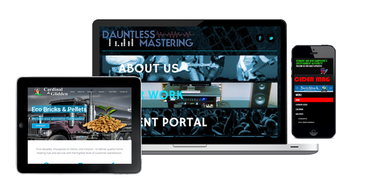 Image of Responsive Website Designs
